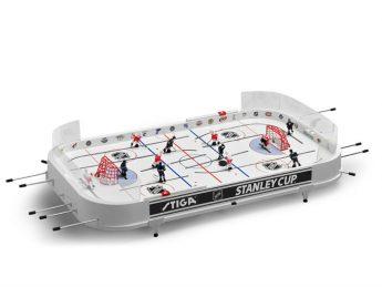 Stiga IJshockeyspel, Rebounder, Badminton